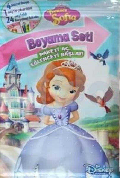 Disney Prenses Sofia Boyama Setibasari Dagitim
