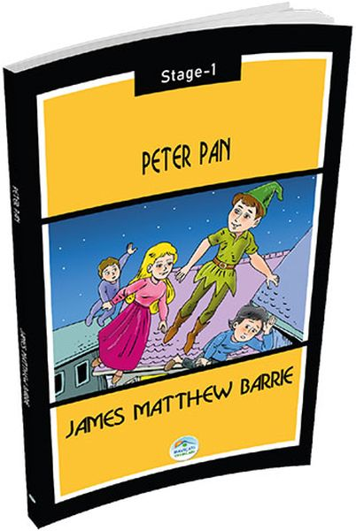 Peter Pan James Matthew Barrie Stage 1