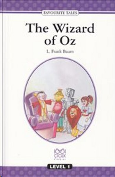 Wizard Of Oz Level 1 Books