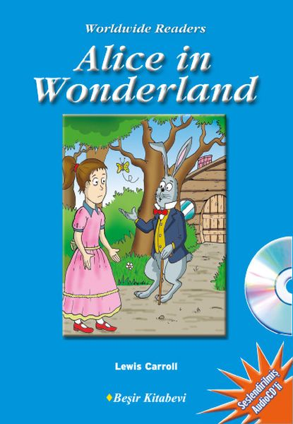 Alice in Wonderland Level 1 CD'li