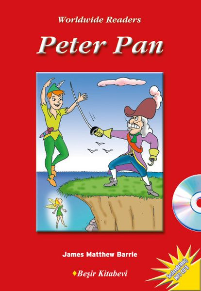 Peter Pan Level 2 CD'li