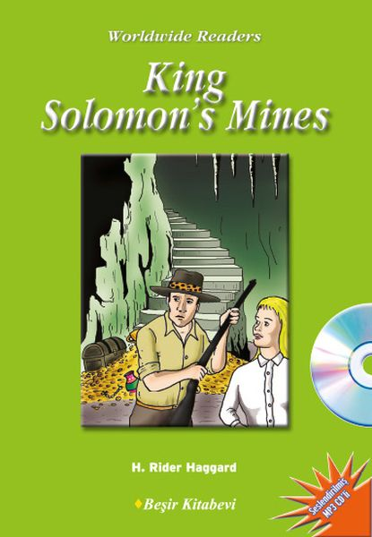 King Solomons's Mines Level 3 CD'li