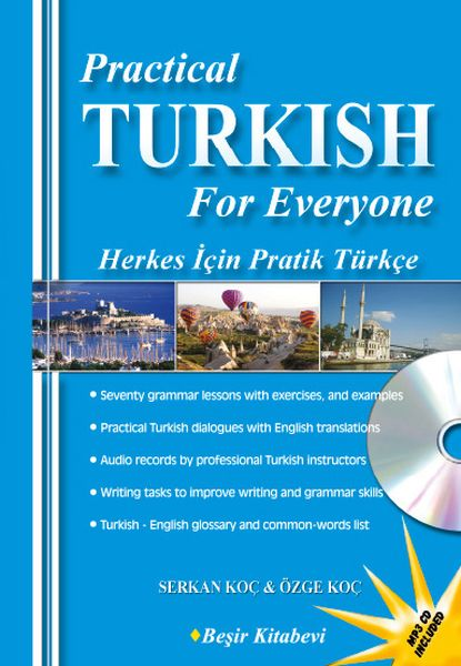 Practical Turkish For Everyone Herkes İçin Pratik Türkçe CD'li