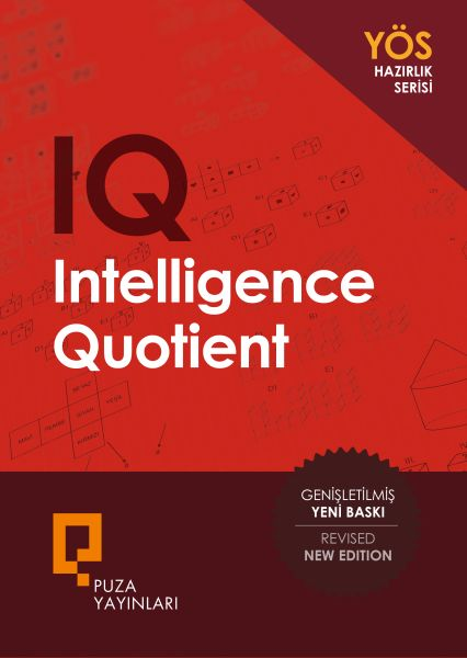 Puza YÖS IQ Intelligence Quotient İADESİZ