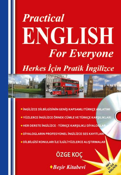 Practical English For Everyone Herkes İçin Pratik İngilizce CD'li