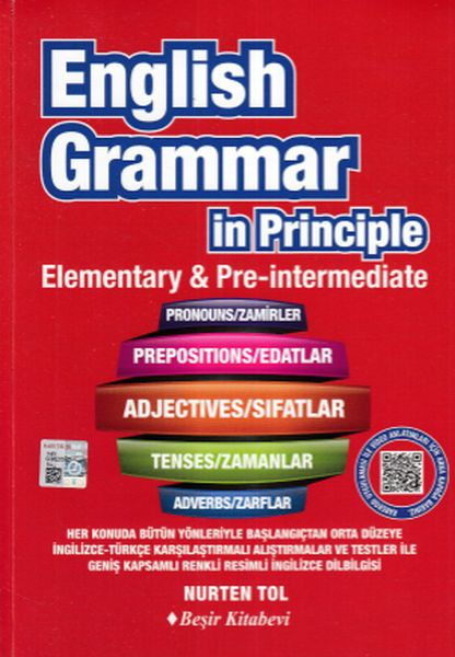 English Grammar İn Principle