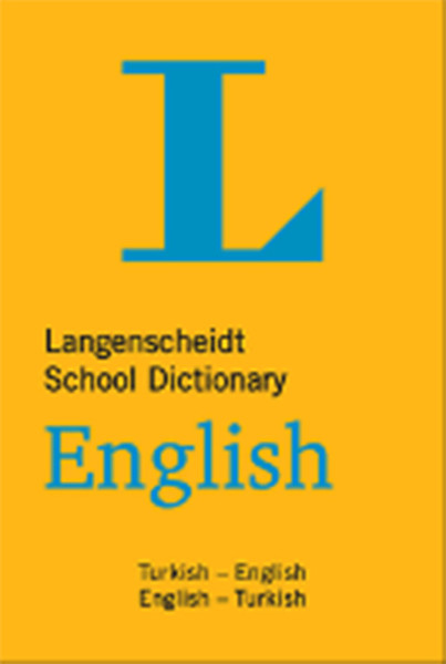 Langenscheidt School Dictionary English