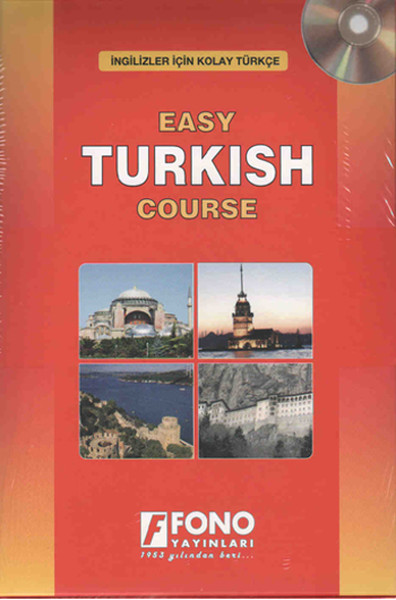 Eays Turkish Course 2 Kitap 2 Cd
